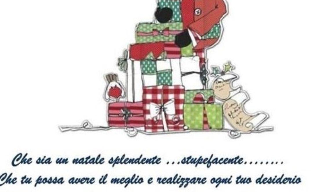 La Segreteria Provinciale NurSind Lucca e Versilia augura Buon Natale e Felice Anno Nuovo a tutti voi