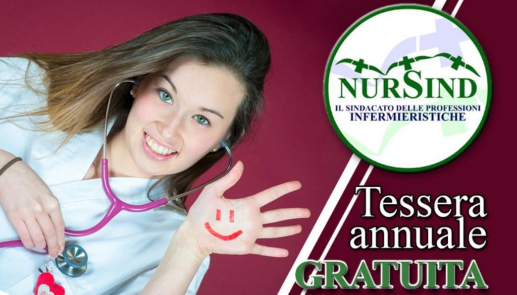 TESSERA ANNUALE GRATUITA NEO-LAUREATI
